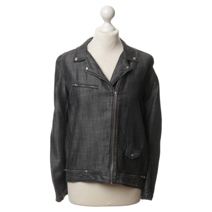 The Kooples Jacke in Jeans-Optik