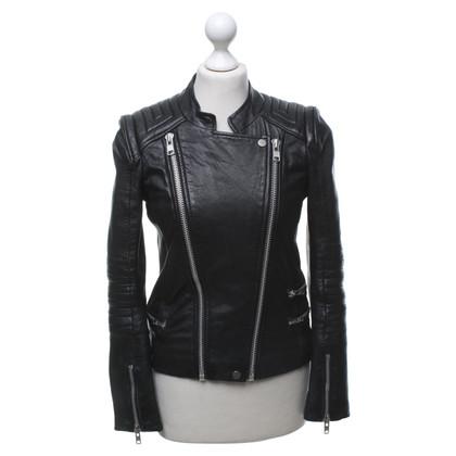 Other Designer Vincetta - Biker leather jacket
