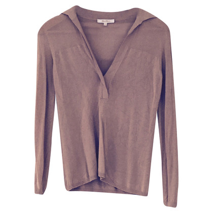 Max Mara Biege silk top