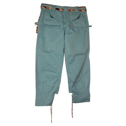 Roberto Cavalli Capri pants