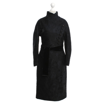 Gucci Long sleeve dress in black