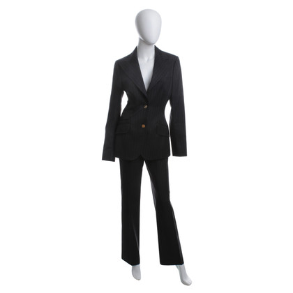 Dolce & Gabbana Anzug mit Nadelstreifen