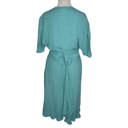 Paul & Joe Silk Wrap Dress