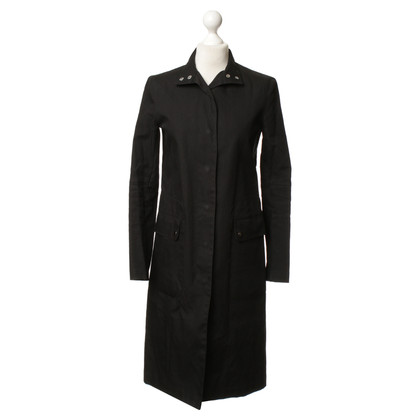French Connection Facile cappotto nero