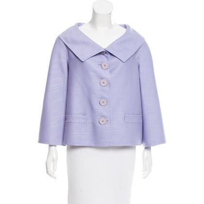 Christian Dior Blazer made of wool / silk