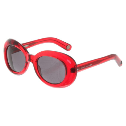 Marc Jacobs Sunglasses in red