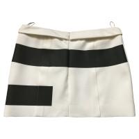 Kenzo Two-tone minigonna