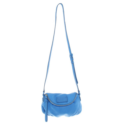 Marc by Marc Jacobs Umhängetasche in Blau