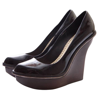 Stella McCartney pumps with wedge heel