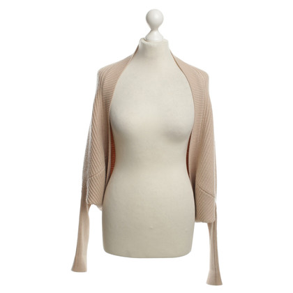 Vanessa Bruno Strickjacke in Nude