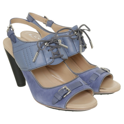 Tod's Sandals blue