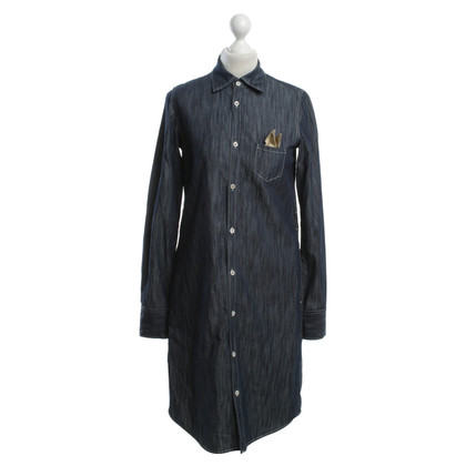 Dsquared2 Robe en jeans regarder