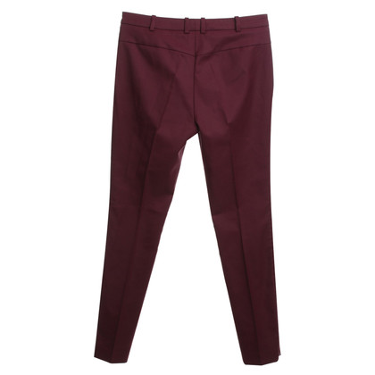 Hugo Boss Hose in Bordeaux