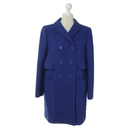 Carven Jacket in Royal Blue