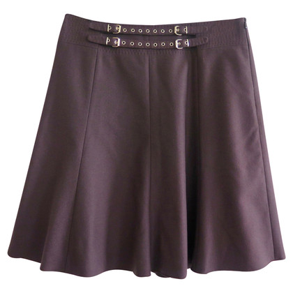Hugo Boss skirt in brown