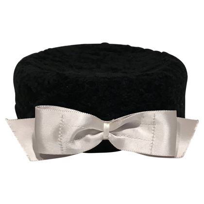 Chanel Hat made of Persian fur