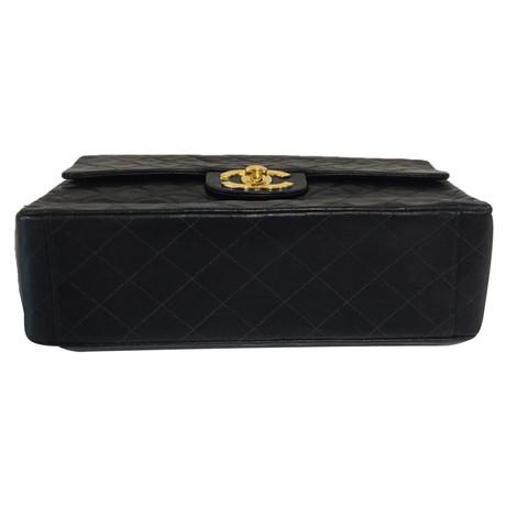 Chanel Classic Flap Bag Jumbo Schwarz Freies Verschiffen Wählen Eine Beste Mit Kreditkarte Online 1q4PKFPS