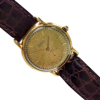 Rolex « Précision WAFL en or 18 carats »