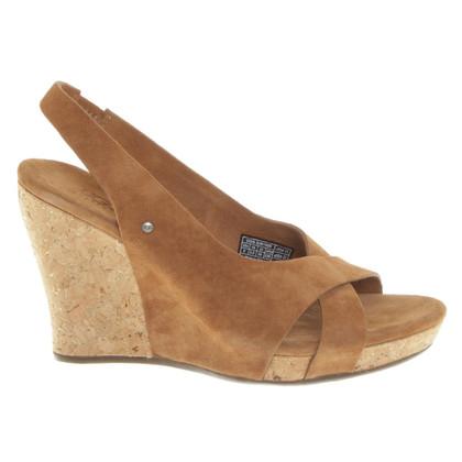 UGG Australia Sandals with wedge heel