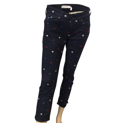 Isabel Marant Etoile Jeans with star pattern