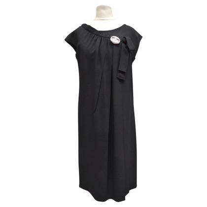 Prada Black dress with bow