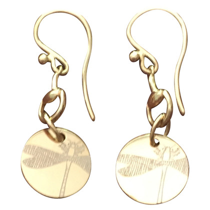 Gucci Earrings in yellow gold