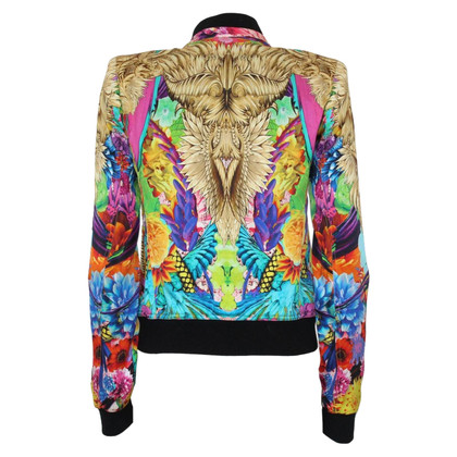 Roberto Cavalli silk jacket