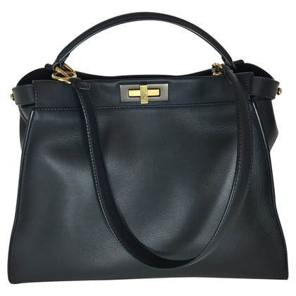 "Fendi ""Peekaboo Bag Large"""