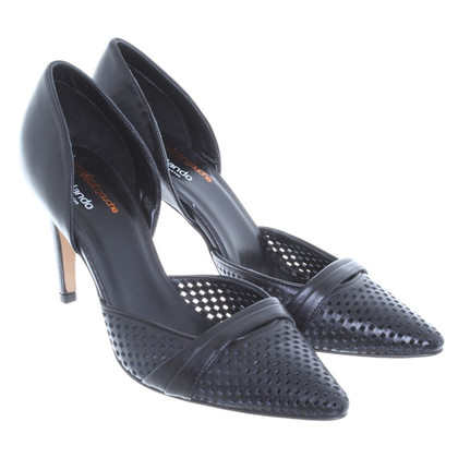 Kaviar Gauche pumps in cut-out patterns