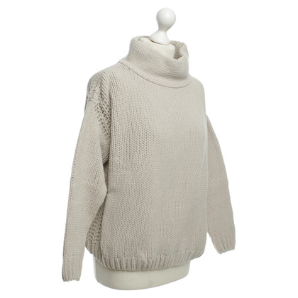 Allude Pullover beige