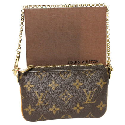 "Louis Vuitton ""Milla Pochette Monogram Canvas"""