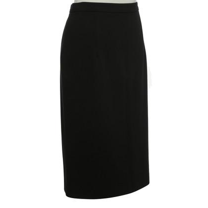 Piu & Piu skirt in black