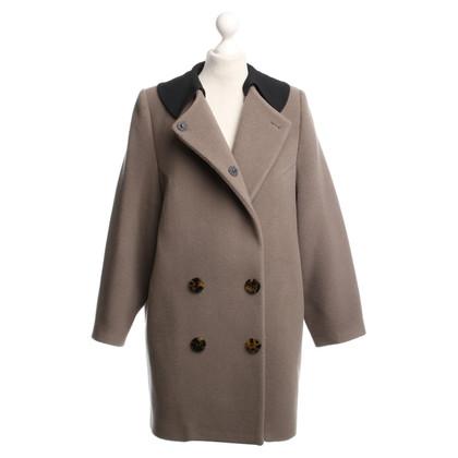 Miu Miu Coat in taupe