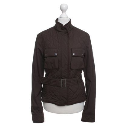 Belstaff piumino in marrone