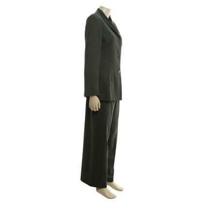 Giorgio Armani Anzug mit Muster