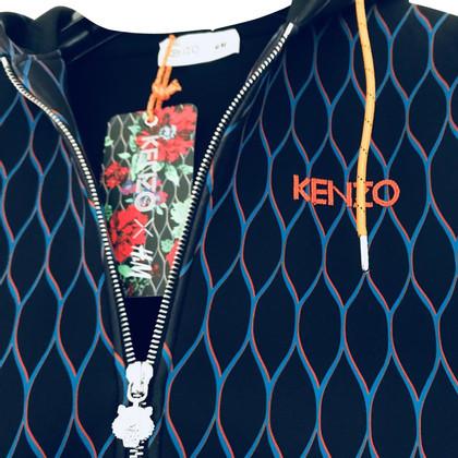 KENZO X H&M Sweat jacket with pattern