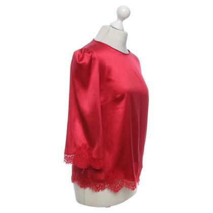 Dolce & Gabbana Blouse in het rood