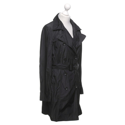 Marc Cain Trenchcoat in anthracite