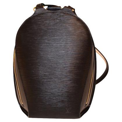 "Louis Vuitton ""Mabillon Epi Leather"" in black"