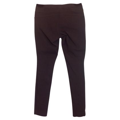 Michael Kors Pantaloni di colore marrone scuro