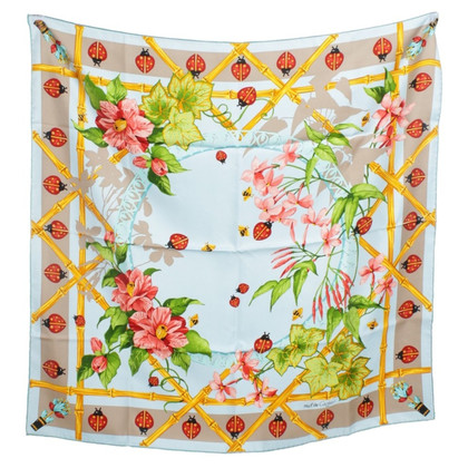 Cartier Cloth with floral print