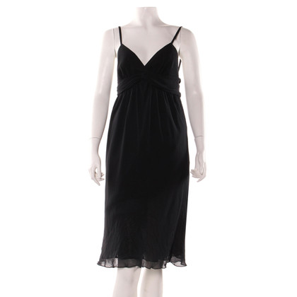 Tara Jarmon Strap dress in black