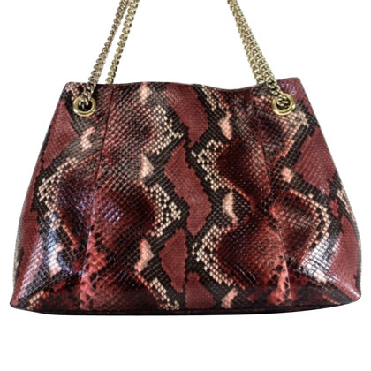 "Gucci ""Soho Python Shoulder Bag"""