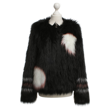 Liu Jo Faux fur jacket