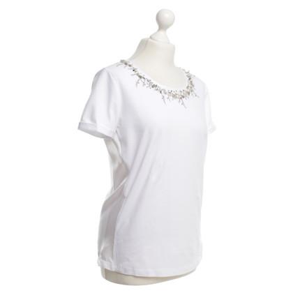 Bogner Shirt met sieraden stenen