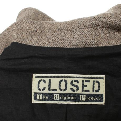 Closed in Closed Blazer in Blazer Beige Braun Braun Braun Beige rY6wraq