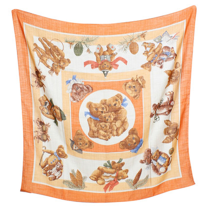 Hermès Cloth with teddy bears