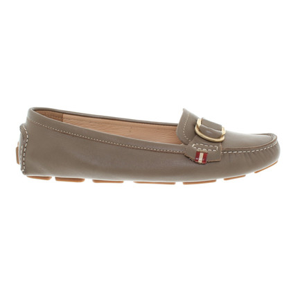 Bally Loafer in Taupe