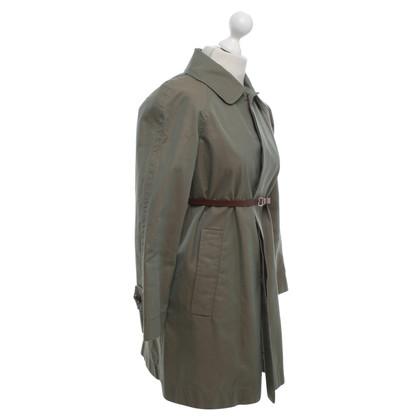 Marc Jacobs Manteau en uniforme kaki