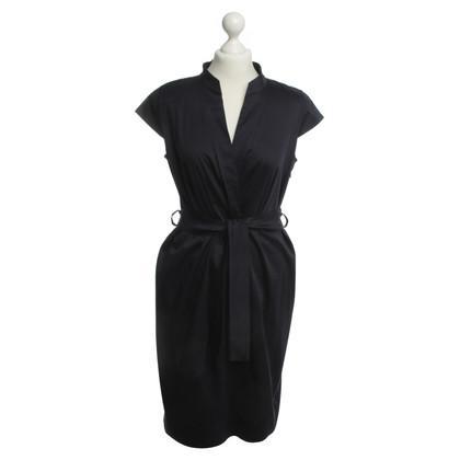 Hugo Boss Kleid mit Faltendetail